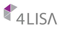 4LISA logo